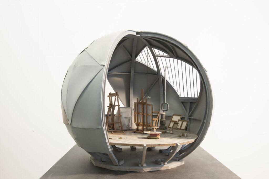 Atomium, 2016, maquette