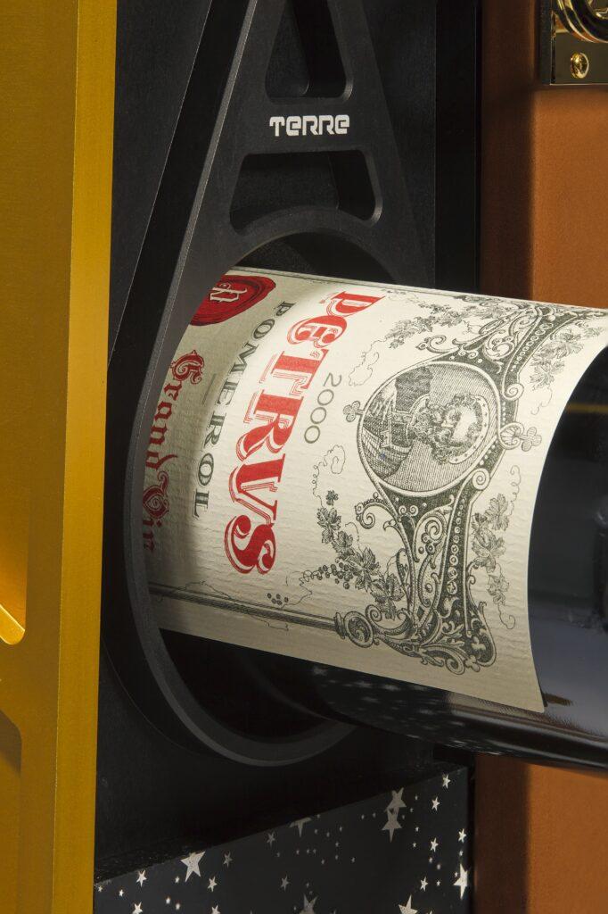 """La bouteille """"Terre"""""""