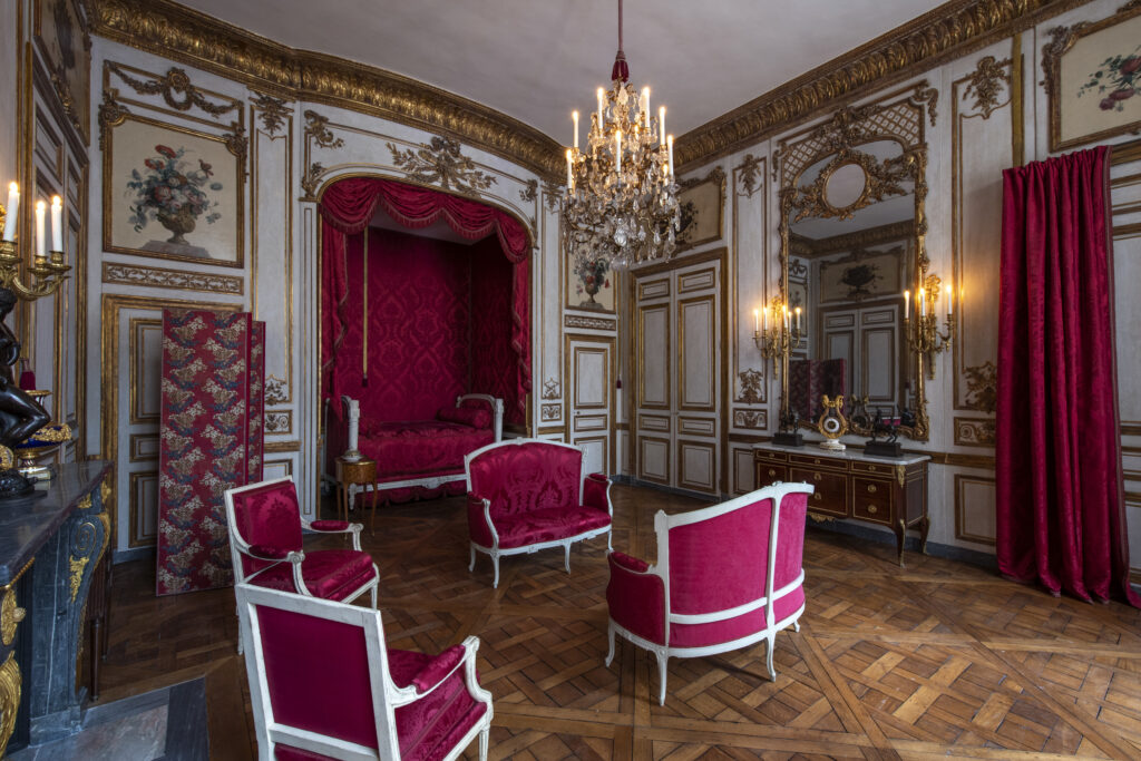 Chambre de l'Intendant Pierre de Fontanieux