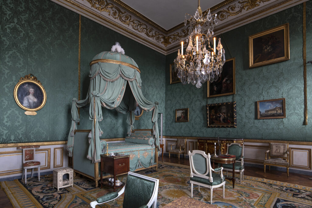 Chambre de Madame de Ville D'Avray