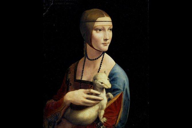Léonard de Vinci, Dame à l'Hermine