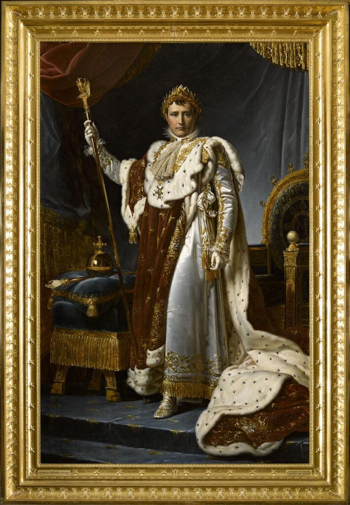 François Gérard, Napoléon 1er, Empereur des Français (1769-1821), 1805