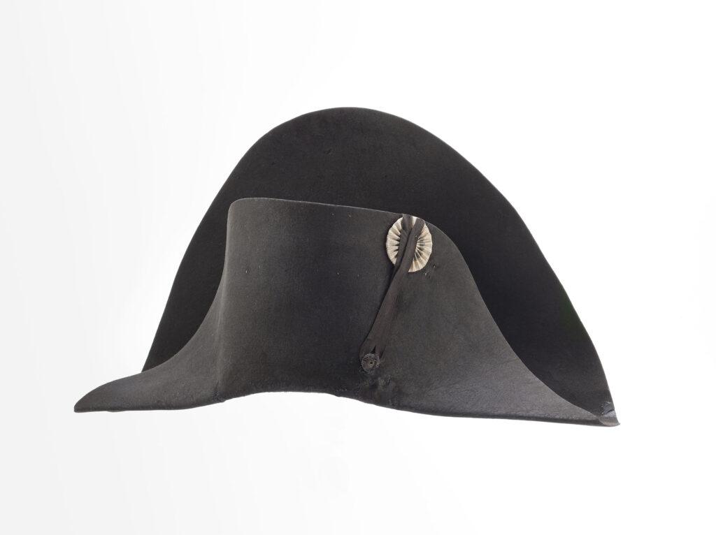 Chapeau de l'Empereur Napoléon 1er, dit de la campagne de Russie