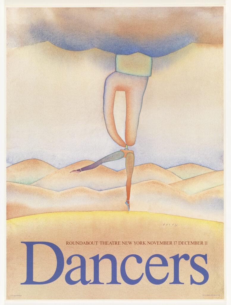 Folon, Dancers