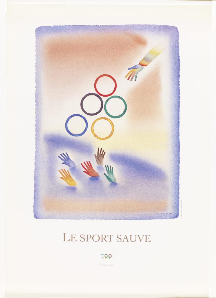 Folon, Jeux-Olympiques