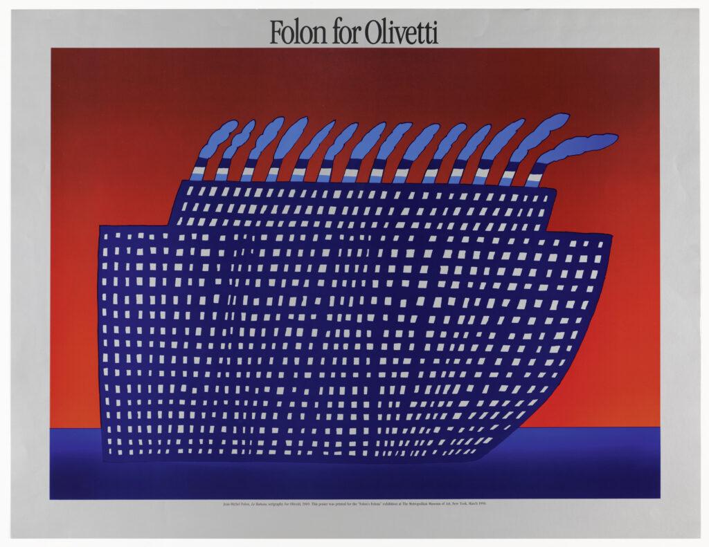 Folon, Olivetti