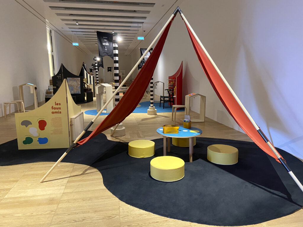 Exposition rire la sciences aux éclats musée de l'homme 2021 Salles_de_l_expo