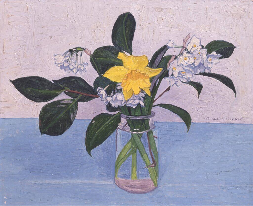 Augustin Rouart, Jonquille Narcisses (1954)