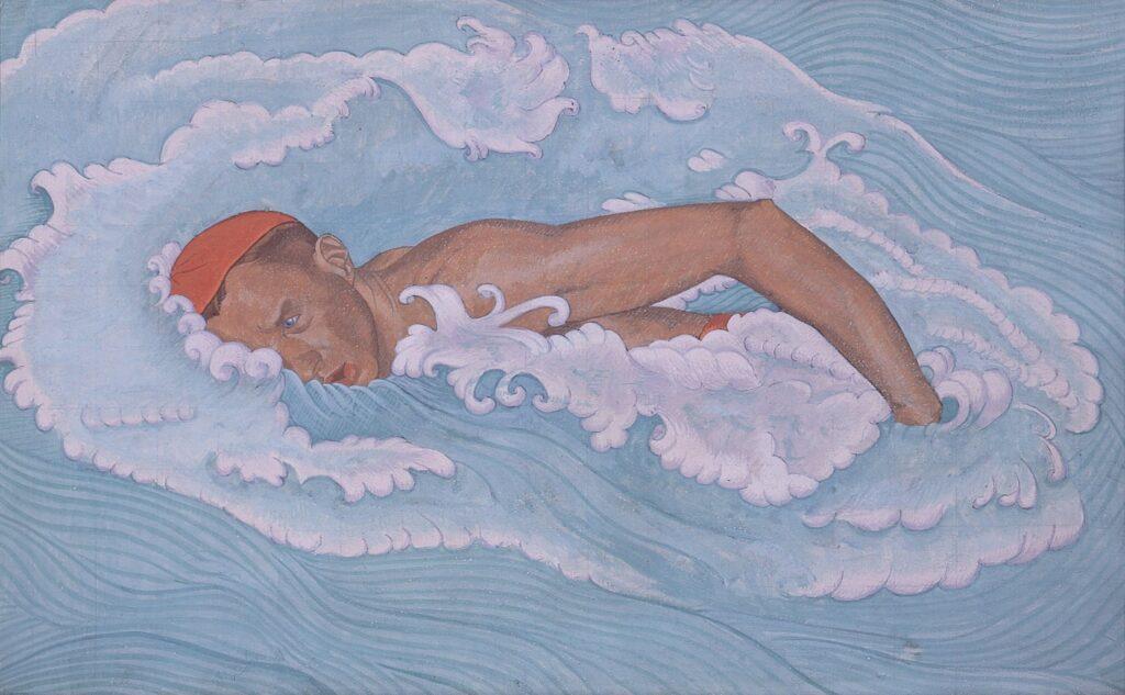 Augustin Rouart, Le Nageur (1943)