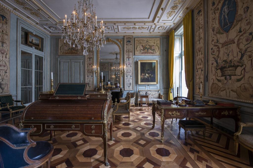Grand cabinet de travail de Thierry de Ville D'Avray