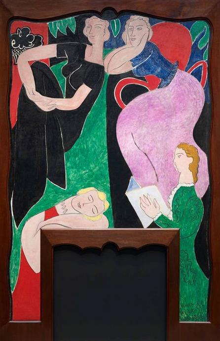 Henri Matisse, Le Chant, 1938