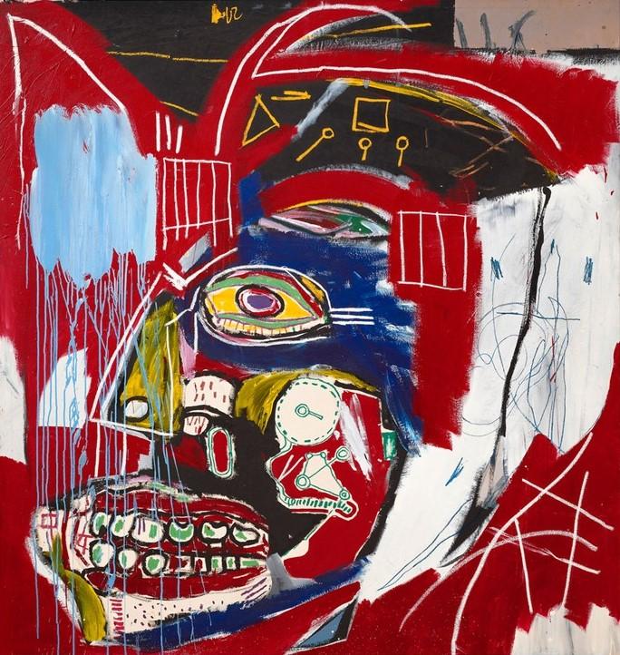 In this Case, Basquiat (1983)