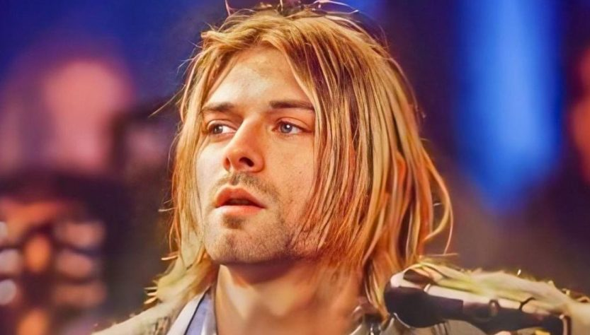 Kurt Cobain, MTV Unplugged, 1993