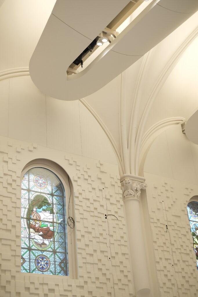 La Chapelle (détail)