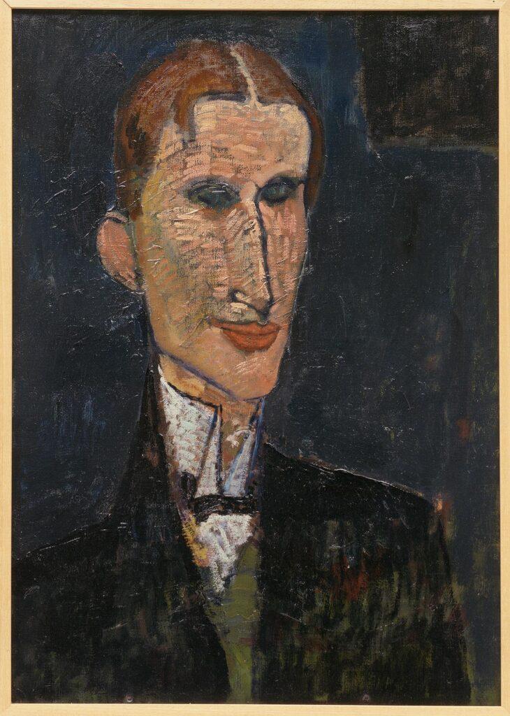 Amadeo Modigliani, Viking Eggeling, 1916