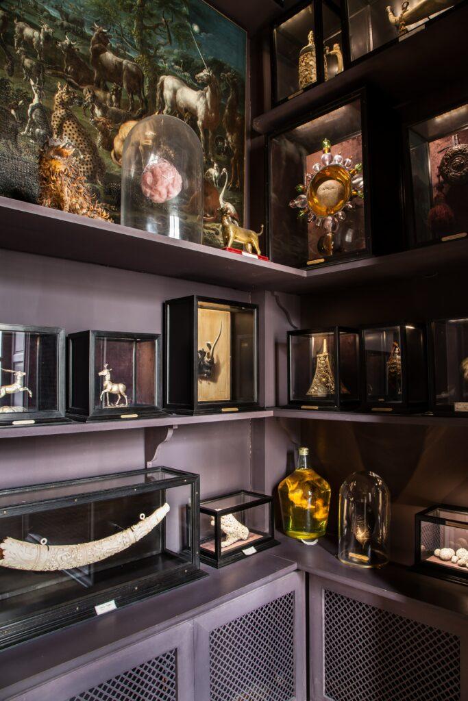 Cabinet de la Licorne