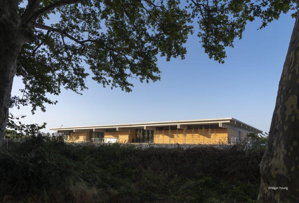 Musée Narbo Via vu de l'extérieur