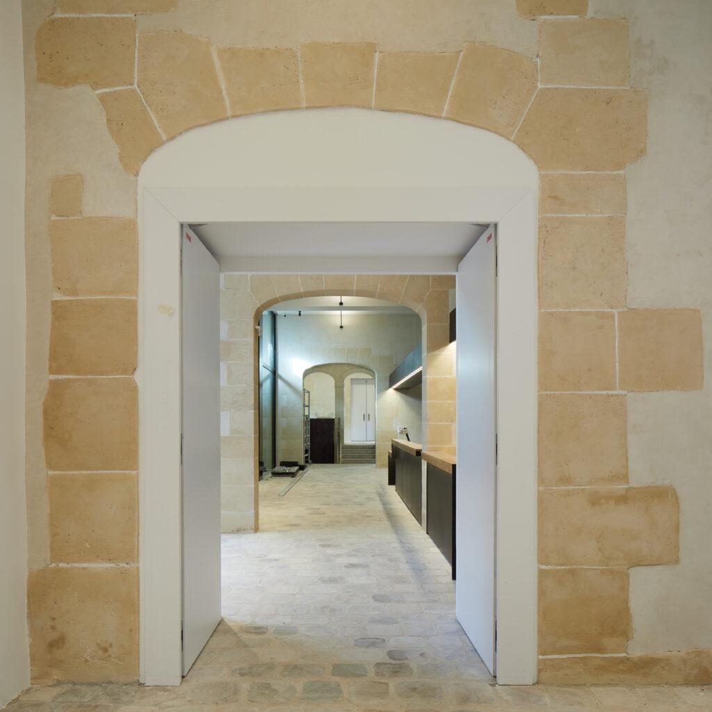 Entrée du musée Carnavalet