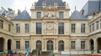 Réouverture musée Carnavalet, Façade du bureau des marchands drapiers