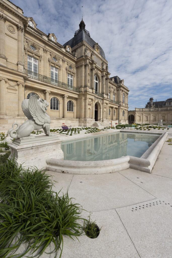 Musée de Picardie, exterieurs et façade