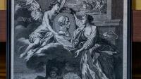 Soyer père et fils, hotel abbatial de Luneville, Gravure il a tenu parole, illustrant le Traité de Lunéville