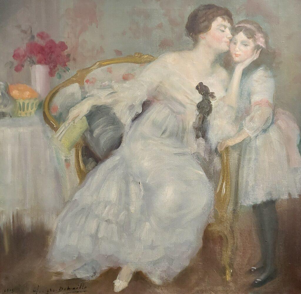 Henry Caro-Delvaille, Mère et Enfant, 1909