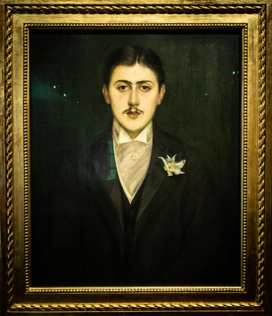 Jacques-Émile Blanche, Marcel Proust