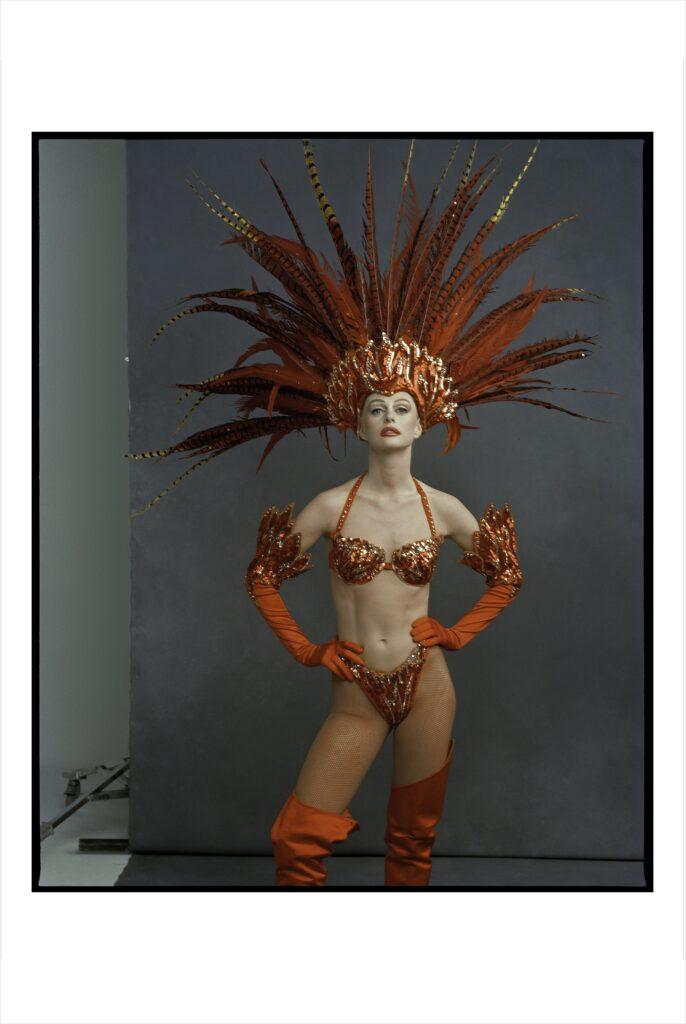 Annie Leibovitz, Akke Alma, Stardust Casino, Las Vegas, Nevada, 1995, 1995