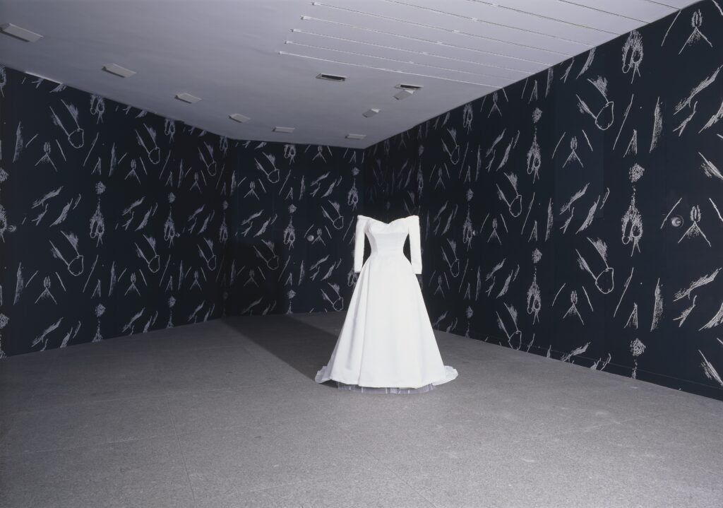 Sturtevant, Gober Wedding Gown, 1996