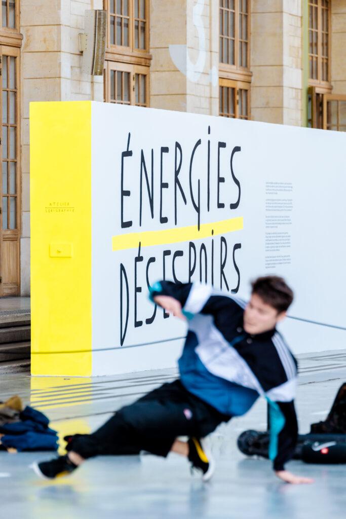 ENERGIES DESESPOIRS