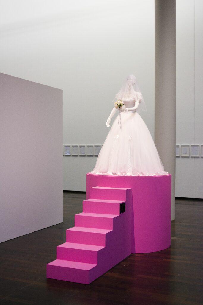 Tsuneko Taniuchi, La mariée, 2003