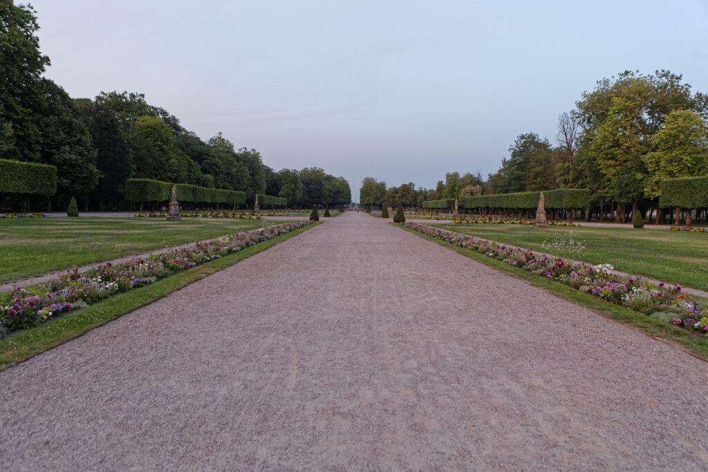 Jardins du Château de Lunéville