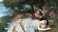 Courbet Picasso Révolutions, Musée Courbet, Gustave Courbet, Demoiselles