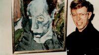 David Bowie autoportrait