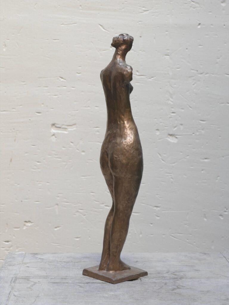 Yvette de la Frémondière, Sculptures