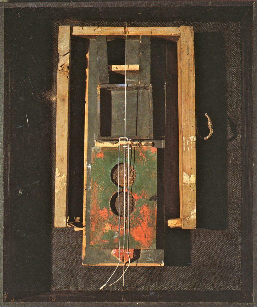 Antoni Clavé, Etrange instrument 1962-76