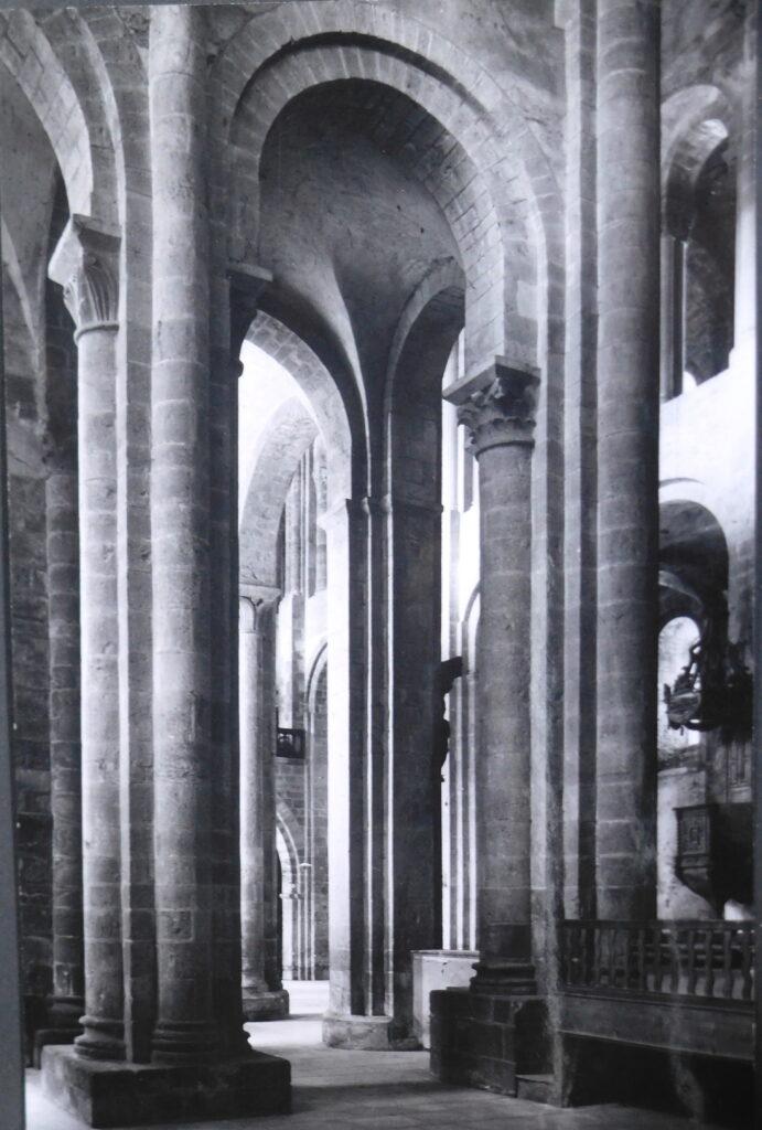 Dieuzaide, Conques, 1968