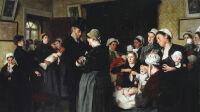 Exposition Gamins et Poupardes Enfances parisiennes au XIXe siècle-Tour Jean Sans Peur-Bureau_nourrices_Jose_Frappa