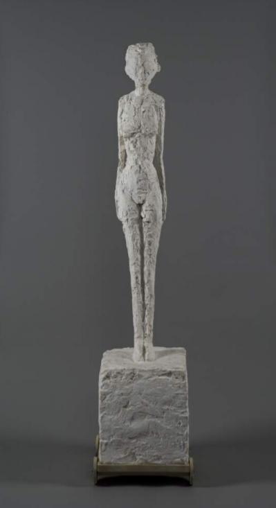 A. Giacometti, Femme au Chariot