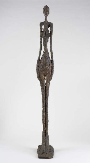 A. Giacometti, Grande femme, 1960-61