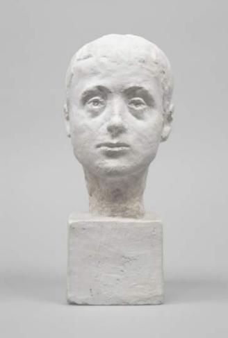A. Giacometti, Tête de Diego enfant