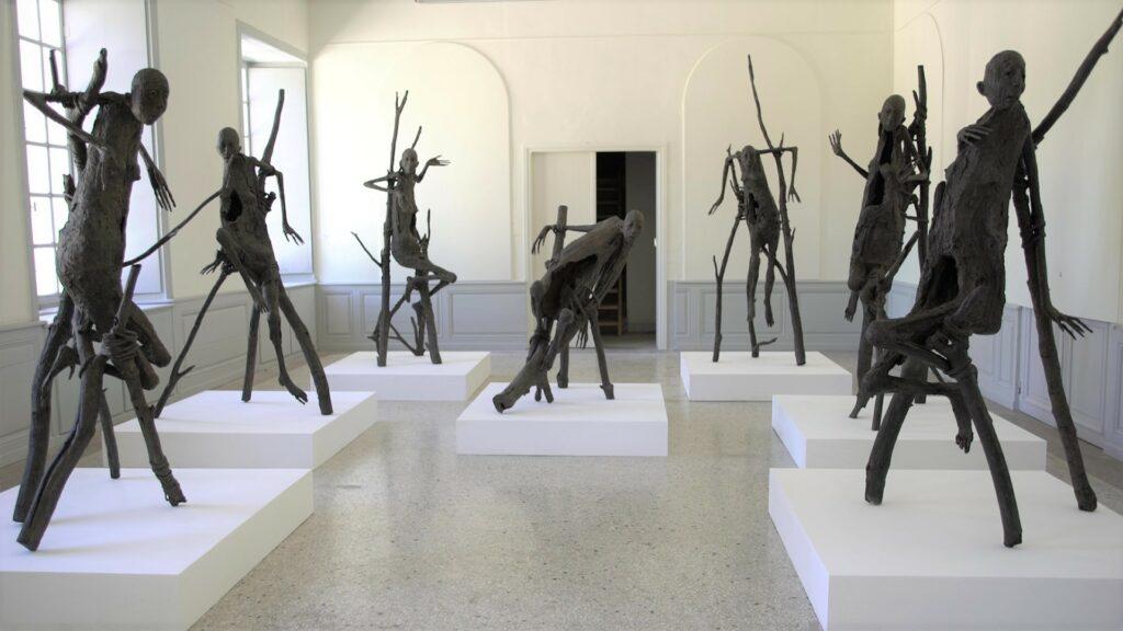 Vue de l'exposition Marc Petit (2)