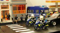 EXPOSITION Playmobil en avant les métiers de la gendarmie, Musée de la Gendarmerie nationale, Dominique Béthune(4)