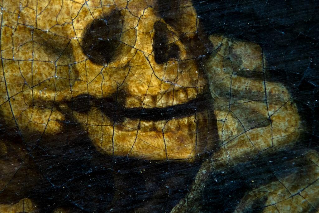 Vue de l'exposition Sourire, sourires