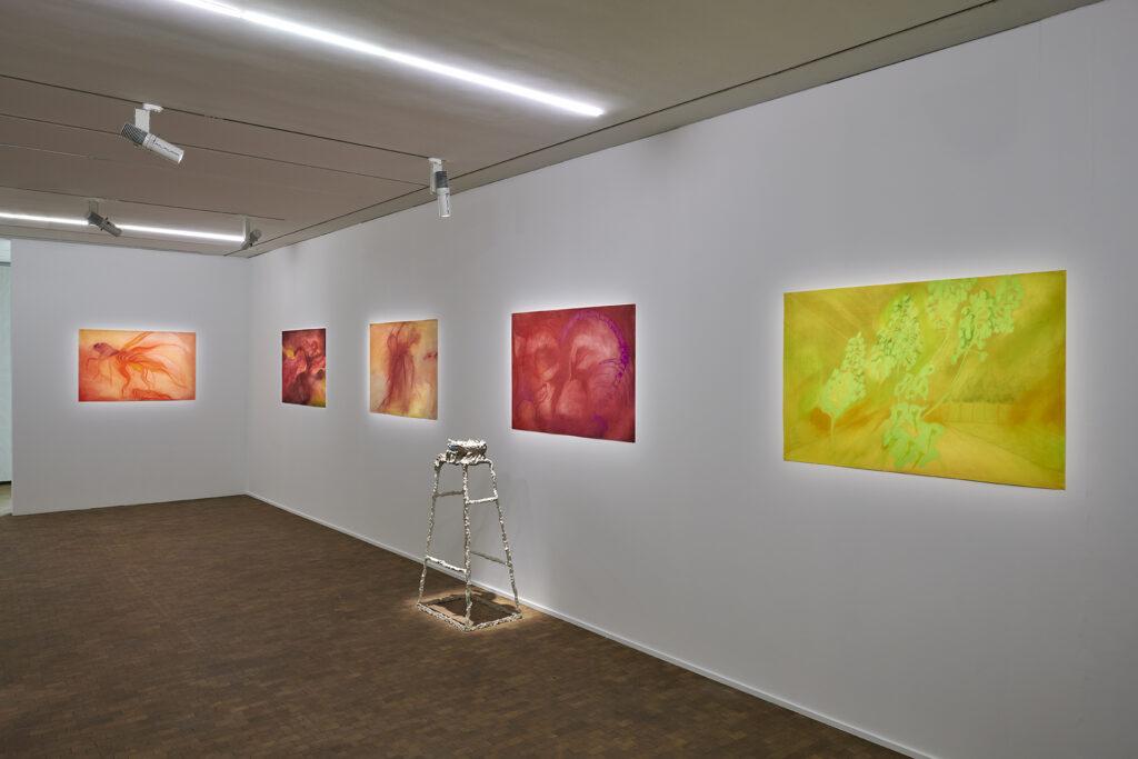 Exposition « Surface Horizon » de Jean-Marie Appriou & Marguerite Humeau à Lafayette Anticipations - Fondation Galeries Lafayette
