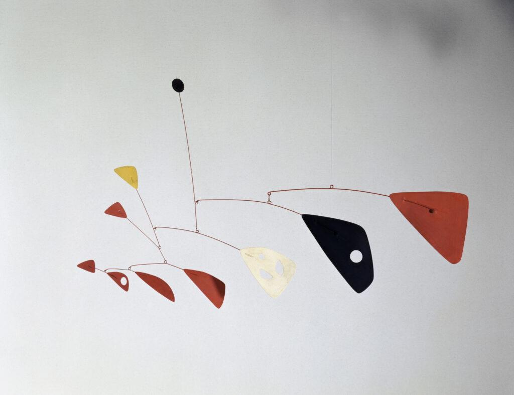 Alexander Calder, Mobile mnam, 1949