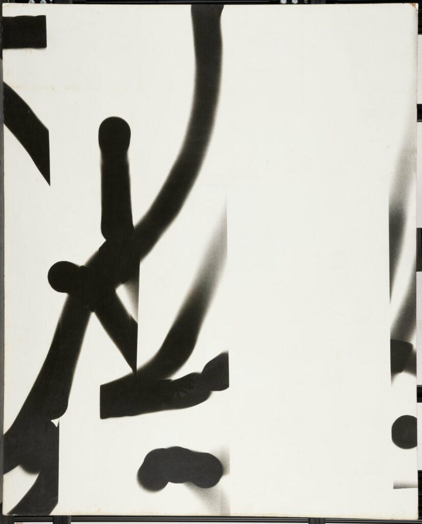 William Klein, Sans titre, vers 1952