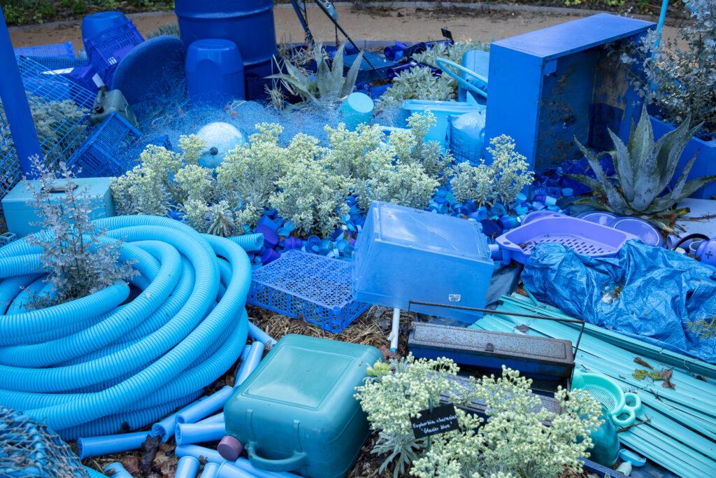 Festival des jardins, Bleu désir