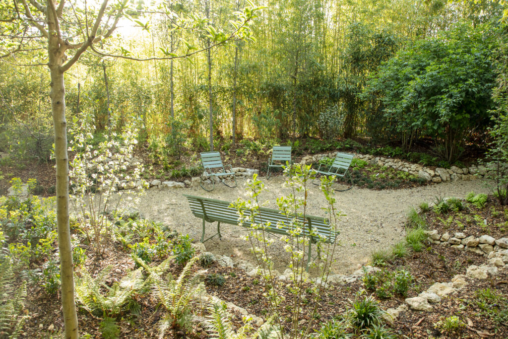 Festival des jardins, jardins interstitiels