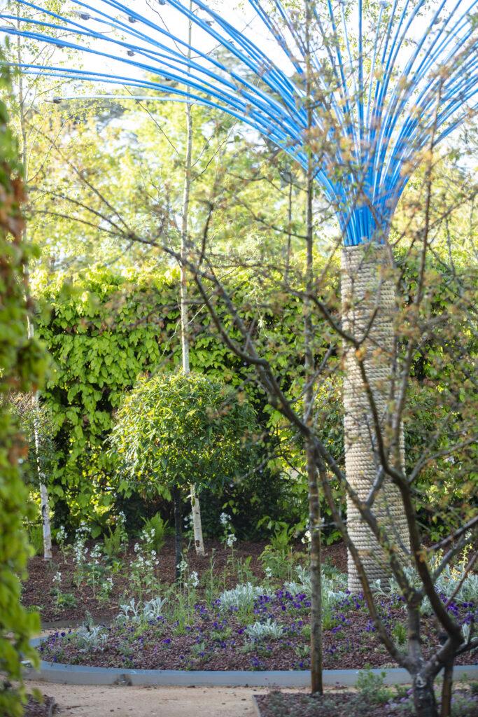 Festival des jardins, L'arbre source